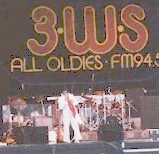 3WS Oldies Concert
