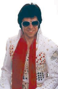 Don Obusek as Elvis