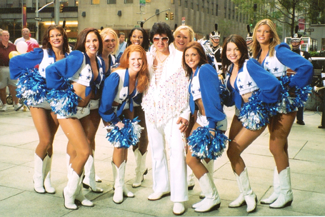 Don and the Dallas Cheerleaders